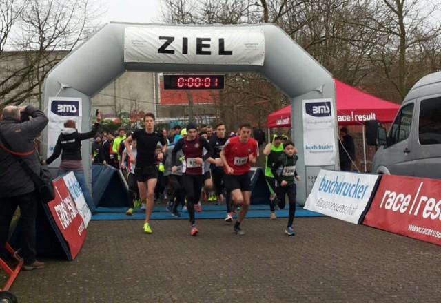Bramfelder Winterlaufserie, 4. Lauf 21.02.2016