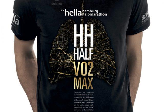 hella hamburg halbmarathon 2018 Teilnehmer-Shirt