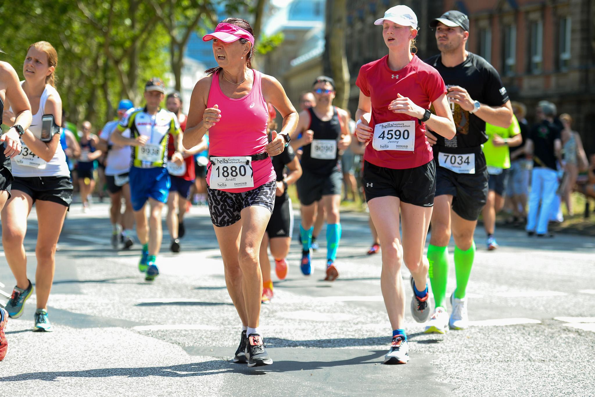 Halbmarathon Norddeutschland