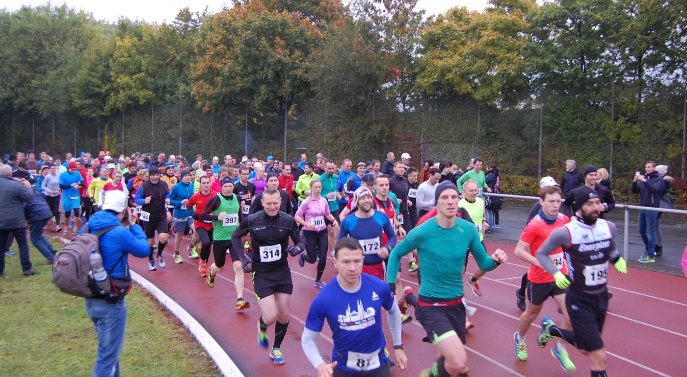 Start 24. Bramfelder Halbmarathon